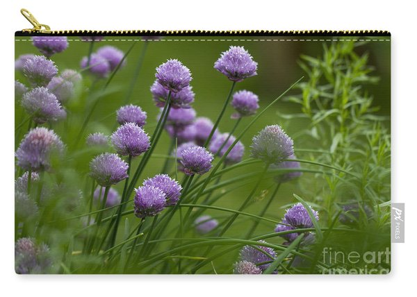 Herb Garden. Carry-all Pouch