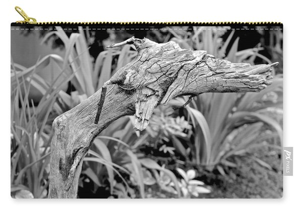 Here There Be Dragons Carry-all Pouch