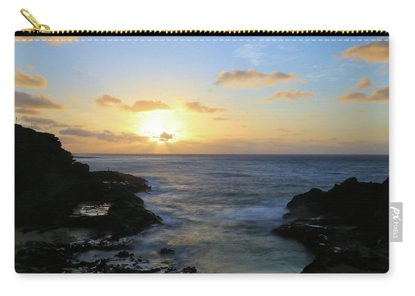 Here To Eternity Carry-all Pouch
