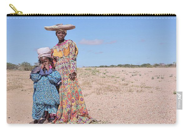 Herero - Namibia Carry-all Pouch