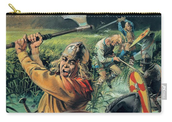 Hereward The Wake Carry-all Pouch