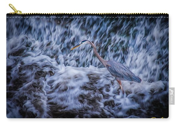 Heron Falls Carry-all Pouch