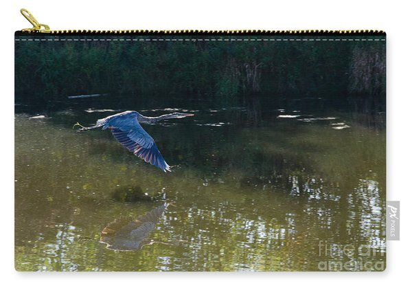 Heron Flight Carry-all Pouch