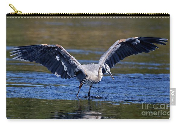 Heron Full Spread Carry-all Pouch