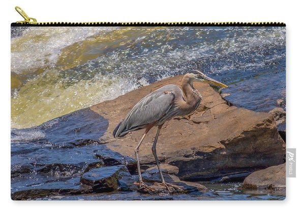 Heron Carry-all Pouch