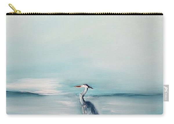 Heron Silence Carry-all Pouch
