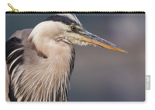 Herons Pause Carry-all Pouch