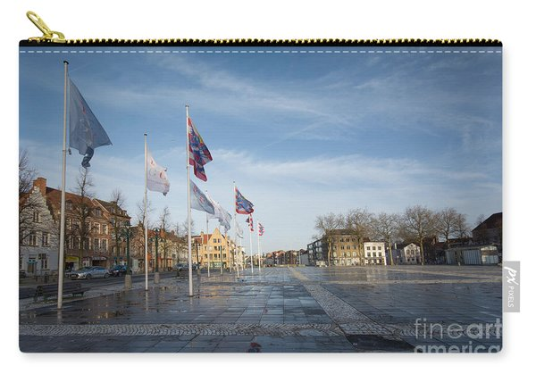 Het Zand, Bruges Carry-all Pouch