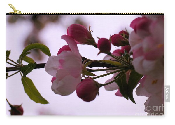 A Tender Spring Promise Carry-all Pouch