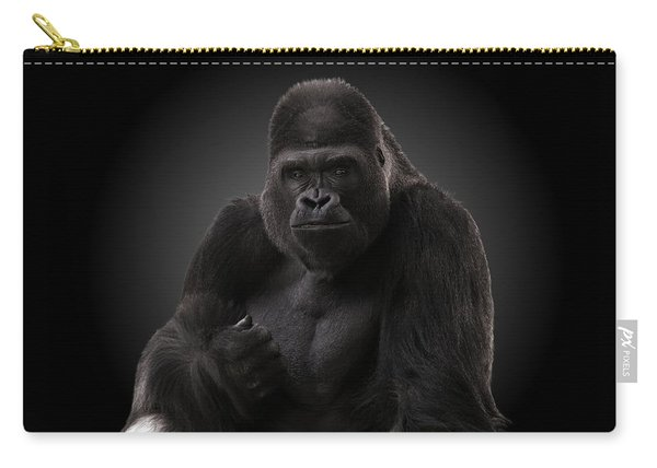 Hey There - Gorilla Carry-all Pouch