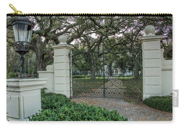 Heyman House Gates Carry-all Pouch