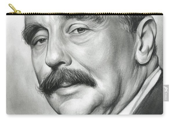 H.g. Wells Carry-all Pouch