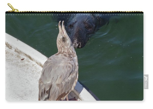 Hi There Carry-all Pouch