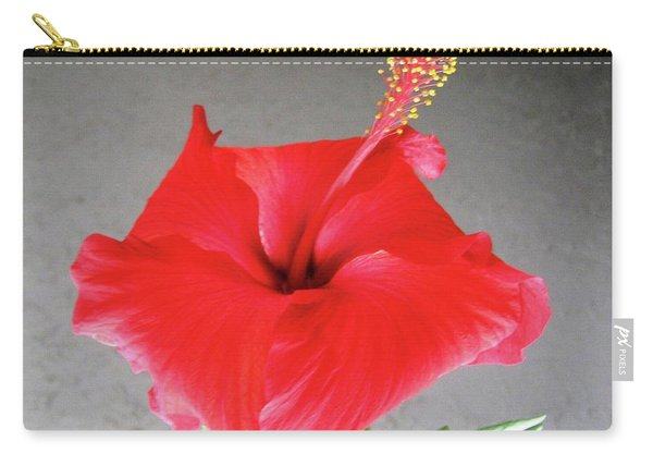 Hibiscus #1 Carry-all Pouch