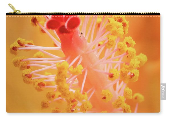 Hibiscus-1 Carry-all Pouch