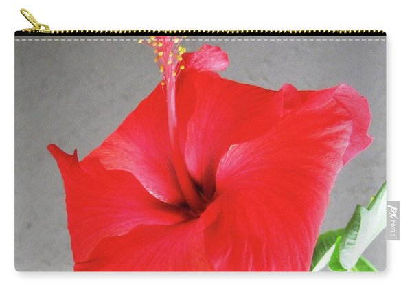 Hibiscus #2 Carry-all Pouch
