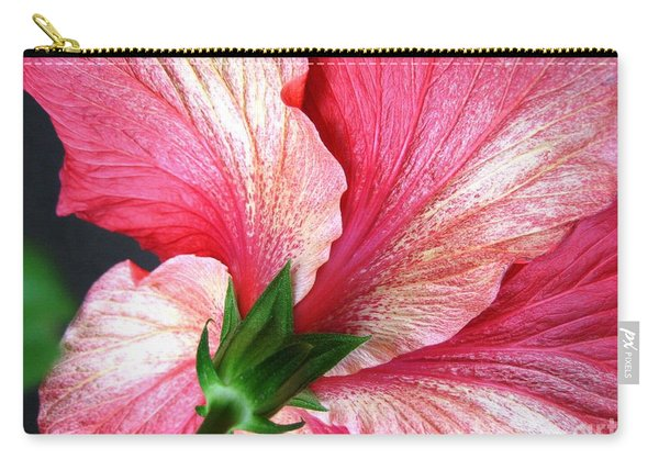 Hibiscus #5 Carry-all Pouch