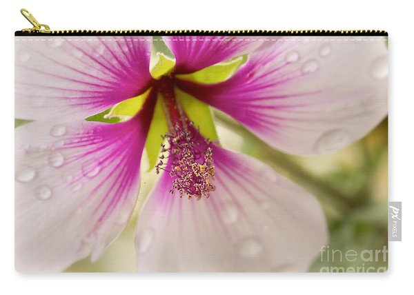 Hibiscus After The Rain Carry-all Pouch