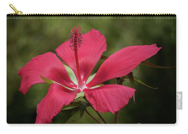 Hibiscus Coccineus 2 Carry-all Pouch