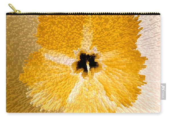 Hibiscus Explosion Carry-all Pouch