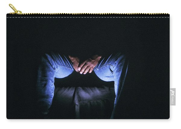 Hidden Lives Carry-all Pouch