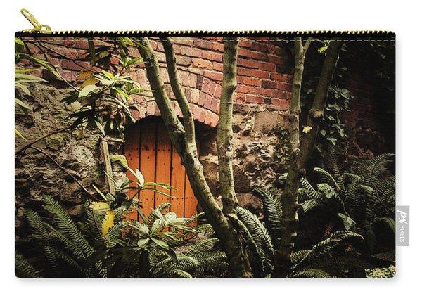 Hidden Passage Carry-all Pouch