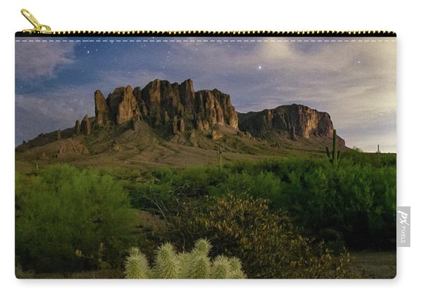 Hidden Treasure Carry-all Pouch