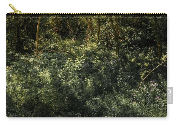 Hidden Wildflowers Carry-all Pouch