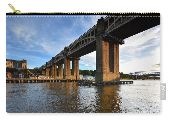 High Level Bridge Carry-all Pouch