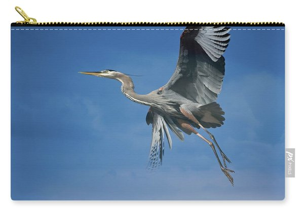 Higher Places Carry-all Pouch