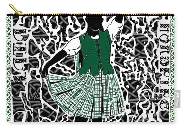 Highland Dancing Carry-all Pouch