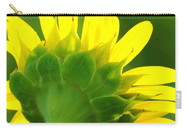 Highlight Sunflower Carry-all Pouch