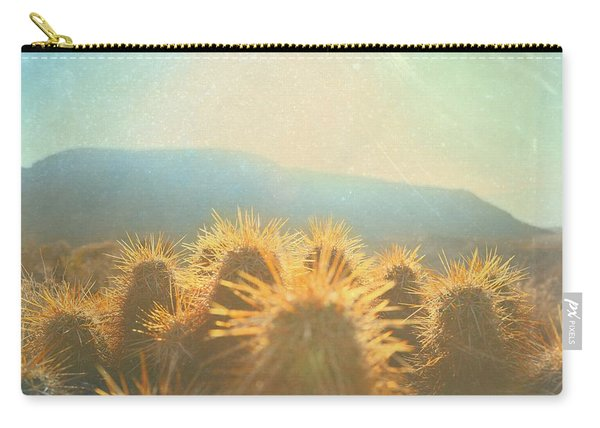 Hill Top Sunset  Carry-all Pouch