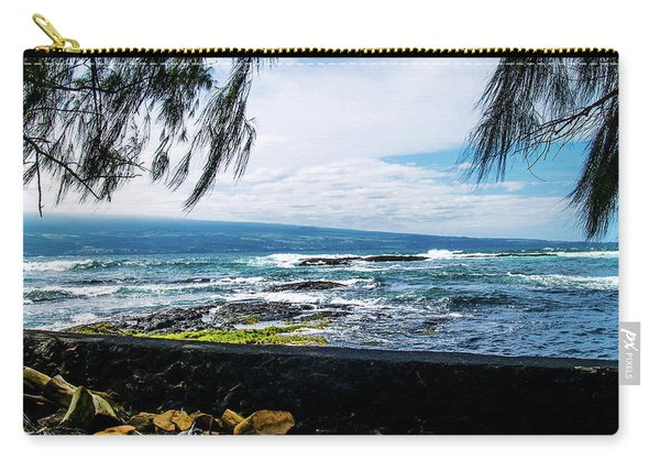 Hilo Bay Dreaming Carry-all Pouch