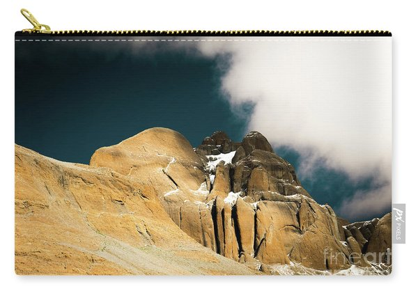 Himalayas Mountain Kailas Kora Tibet Yantra.lv Carry-all Pouch