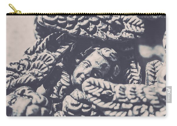 Historic Angel Abstract Carry-all Pouch