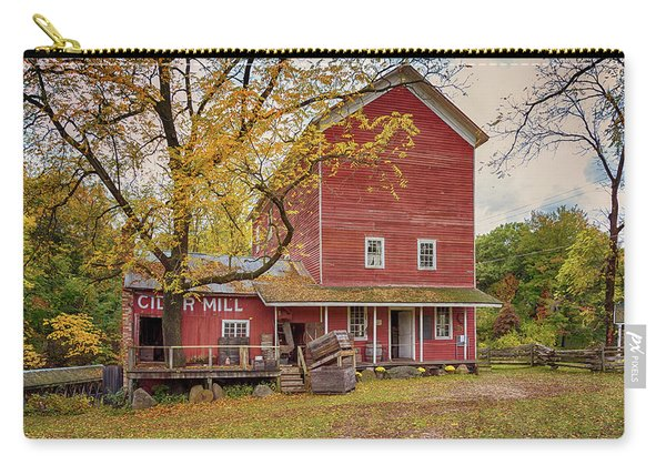 Historic Bowens Mills Carry-all Pouch