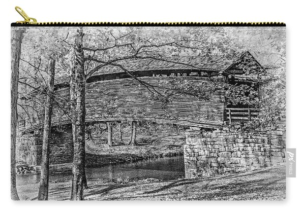 Historic Bridge Carry-all Pouch