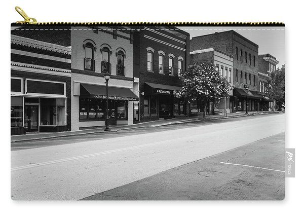 Historic Buford Downtown Area Carry-all Pouch