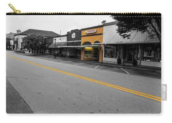 Historic Buford In Selective Color Carry-all Pouch