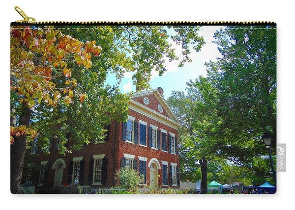 Historic Dahlonega Georgia Courthouse Carry-all Pouch