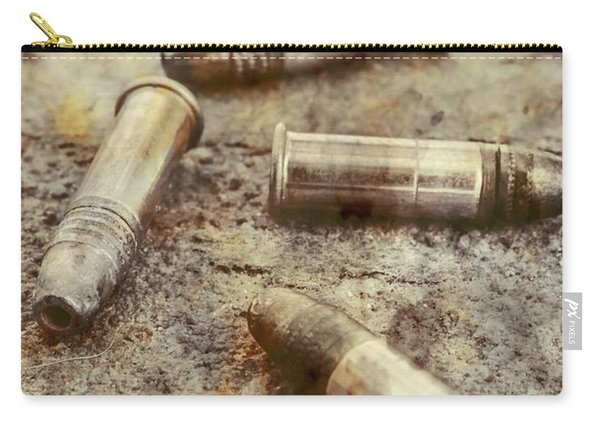 Historic Military Still Carry-all Pouch