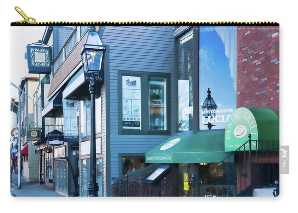 Historic Newport Buildings Carry-all Pouch