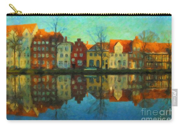 Historic Old Town Lubeck Carry-all Pouch