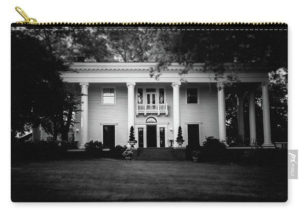 Historic Southern Home Carry-all Pouch