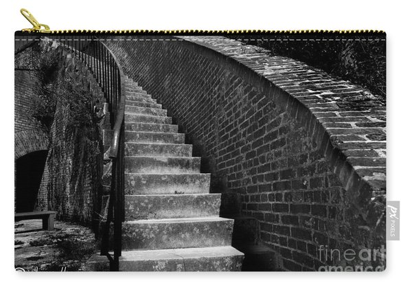 Historic Stairwelll Carry-all Pouch