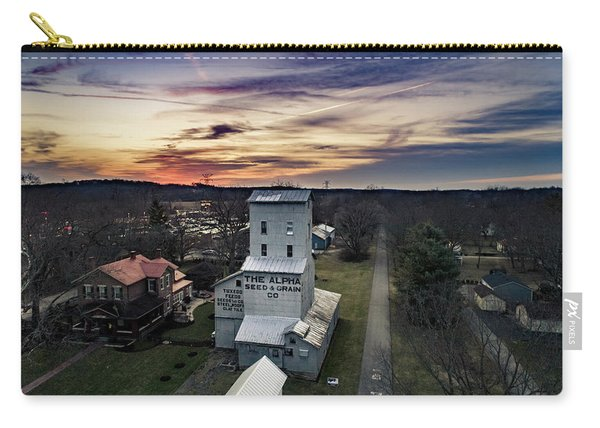 Historic Sunset Carry-all Pouch