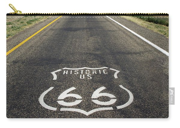 Historica Us Route 66 Arizona Carry-all Pouch