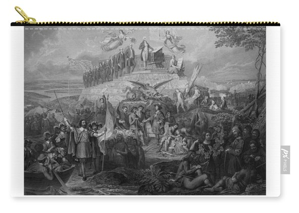 Historical Monument Of Our Country Carry-all Pouch