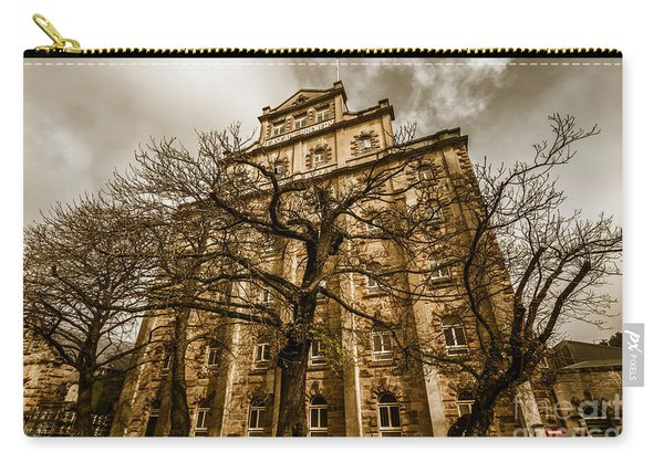 Historical Tasmanian Tourism Carry-all Pouch